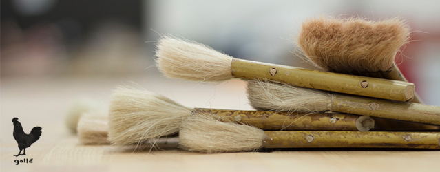 Brushes and the experience of painting   Francesco Galle   Artist In Toronto