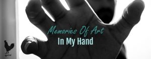 Memories Of Art In My Hand | Francesco Galle | Artist In Toronto